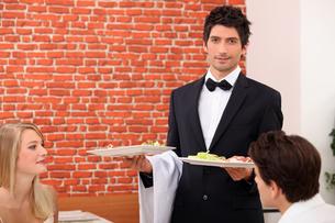 restaurantの写真素材 [FYI00820462]