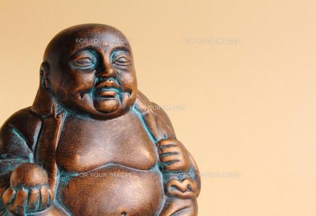 statue of buddhaの素材 [FYI00821565]