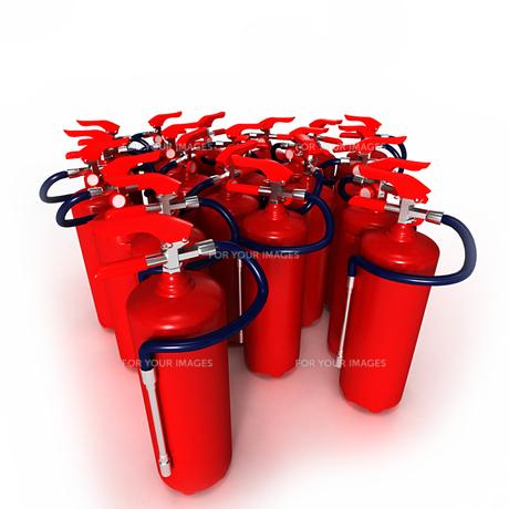 extinguisherの写真素材 [FYI00821661]