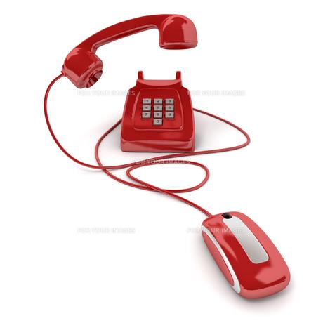 telephoneの写真素材 [FYI00821668]