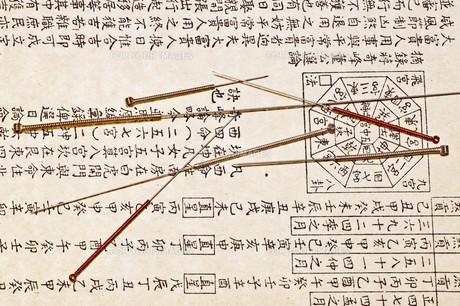 acupuncture needlesの素材 [FYI00822549]