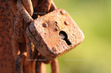 lockの素材 [FYI00823040]