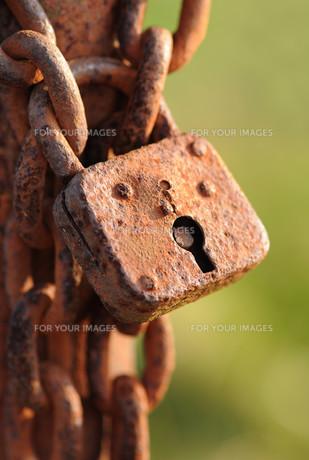 padlockの素材 [FYI00823066]