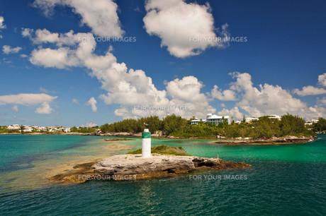 beach at hamilton (bermuda)の写真素材 [FYI00823076]