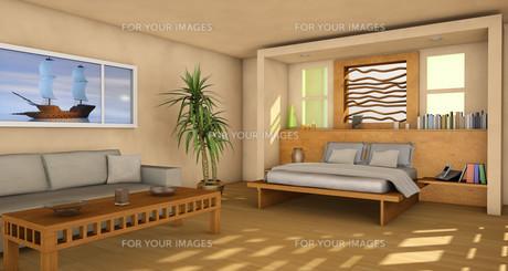 holiday apartmentの写真素材 [FYI00823201]