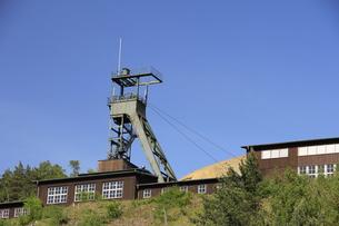 rammelsberg ore minesの写真素材 [FYI00823642]