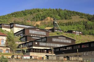 rammelsberg ore minesの写真素材 [FYI00823659]