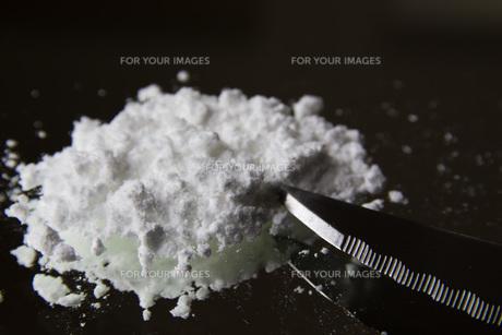 cocaineの写真素材 [FYI00824397]