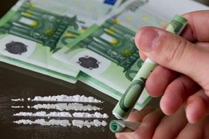 cocaineの写真素材 [FYI00824404]