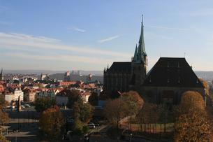 germany - erfurt - st. severusの写真素材 [FYI00824774]
