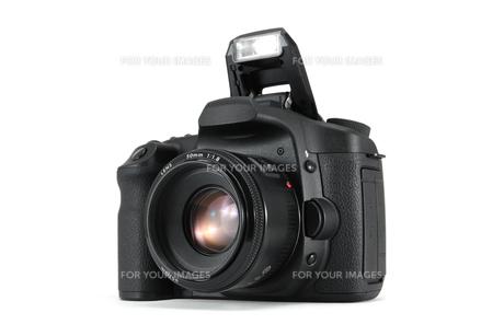 dslr cameraの写真素材 [FYI00825289]