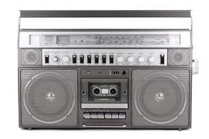 retro radio 1の写真素材 [FYI00825329]