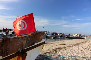 fishing boats iiの写真素材 [FYI00825367]