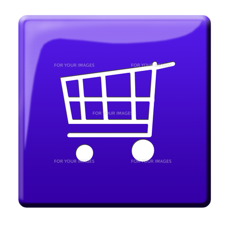 shop buttonの写真素材 [FYI00825396]