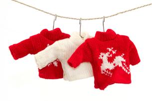 christmas jumper 1の写真素材 [FYI00825568]