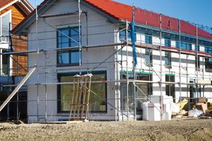 building construction in germanyの写真素材 [FYI00825611]