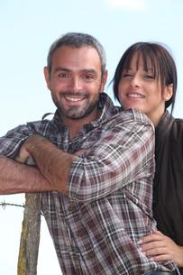 couples_loveの写真素材 [FYI00826198]