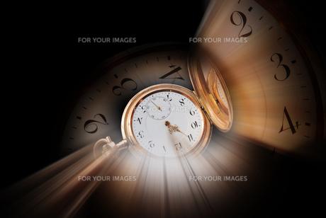 pocket watchの写真素材 [FYI00826333]