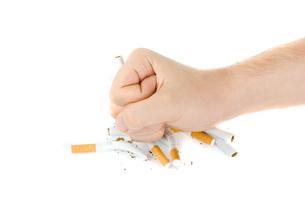 cigaretteの写真素材 [FYI00826476]