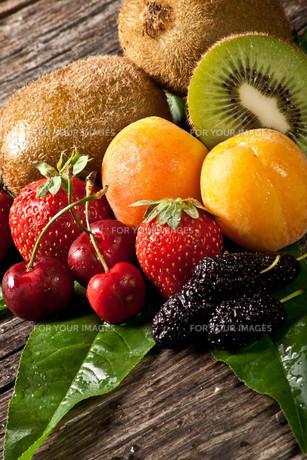 fruits_vegetablesの素材 [FYI00826567]