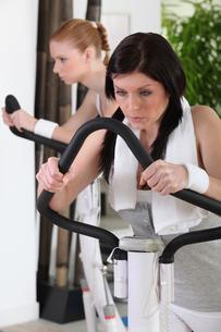 fitness_funsportの写真素材 [FYI00826645]