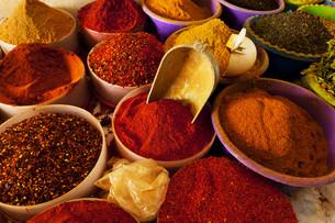 ingredients_spicesの写真素材 [FYI00828184]