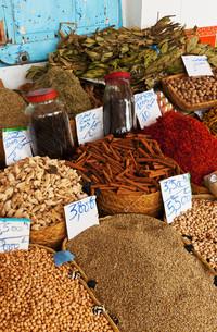 ingredients_spicesの写真素材 [FYI00828194]