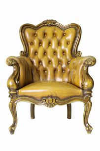 armchairの写真素材 [FYI00828429]