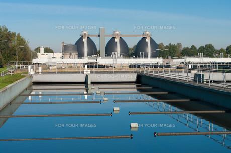 sewageの写真素材 [FYI00829412]