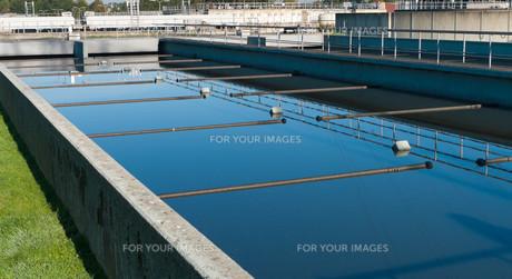 sewageの写真素材 [FYI00829435]