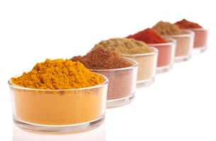 ingredients_spicesの写真素材 [FYI00830018]