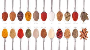 ingredients_spicesの写真素材 [FYI00830282]