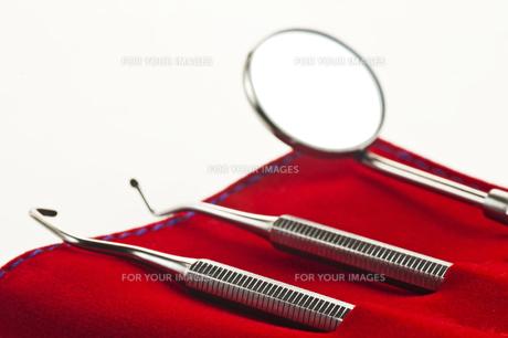 dental instrumentsの素材 [FYI00830720]