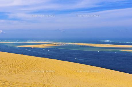 dune de pylaの写真素材 [FYI00831157]