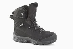winter bootsの写真素材 [FYI00831164]