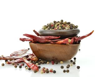 ingredients_spicesの写真素材 [FYI00832328]
