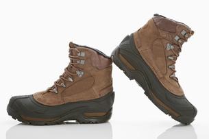 winter bootsの写真素材 [FYI00832624]