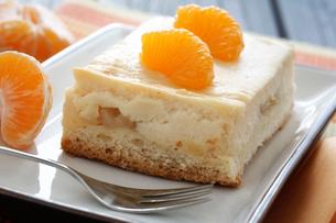 fruity cheese cakeの写真素材 [FYI00832657]