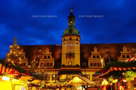 leipzig christmas market - leipzig christmas market 03の写真素材 [FYI00832979]