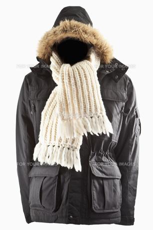winter jacketの素材 [FYI00833073]