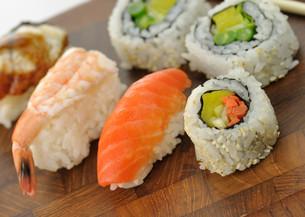 sushiの写真素材 [FYI00833126]
