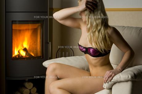 eroticismの写真素材 [FYI00833165]