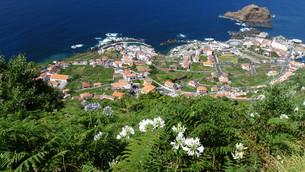 porto moniz - panoramaの写真素材 [FYI00833488]