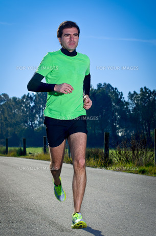 athletic_sportsの写真素材 [FYI00833553]
