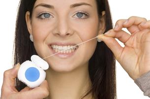 oral hygieneの写真素材 [FYI00834013]