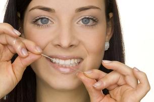 oral hygieneの写真素材 [FYI00834048]