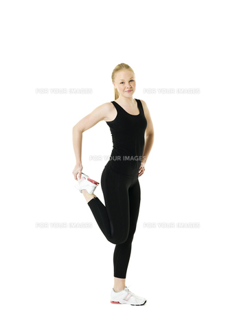 fitness_funsportの写真素材 [FYI00834481]