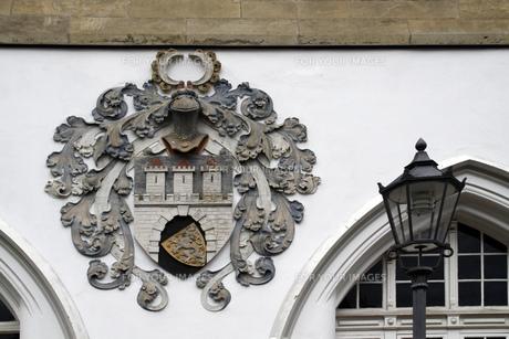 crest on bomann museum celleの素材 [FYI00834773]