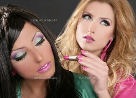 fashion_modelsの写真素材 [FYI00834840]