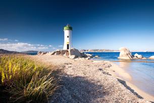 lighthouse palauの写真素材 [FYI00834983]